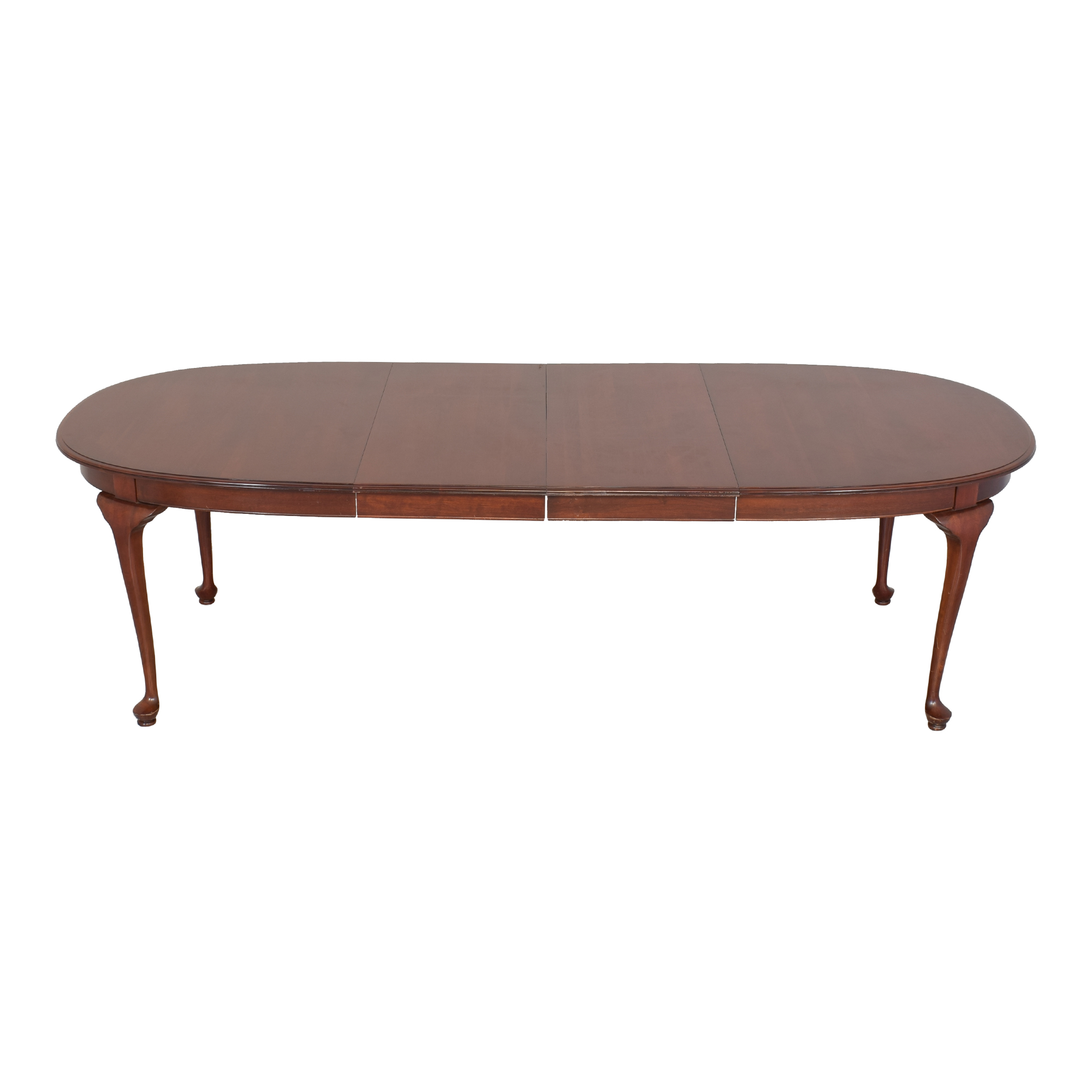 buy Knob Creek Queen Anne Expandable Dining Table Knob Creek Tables