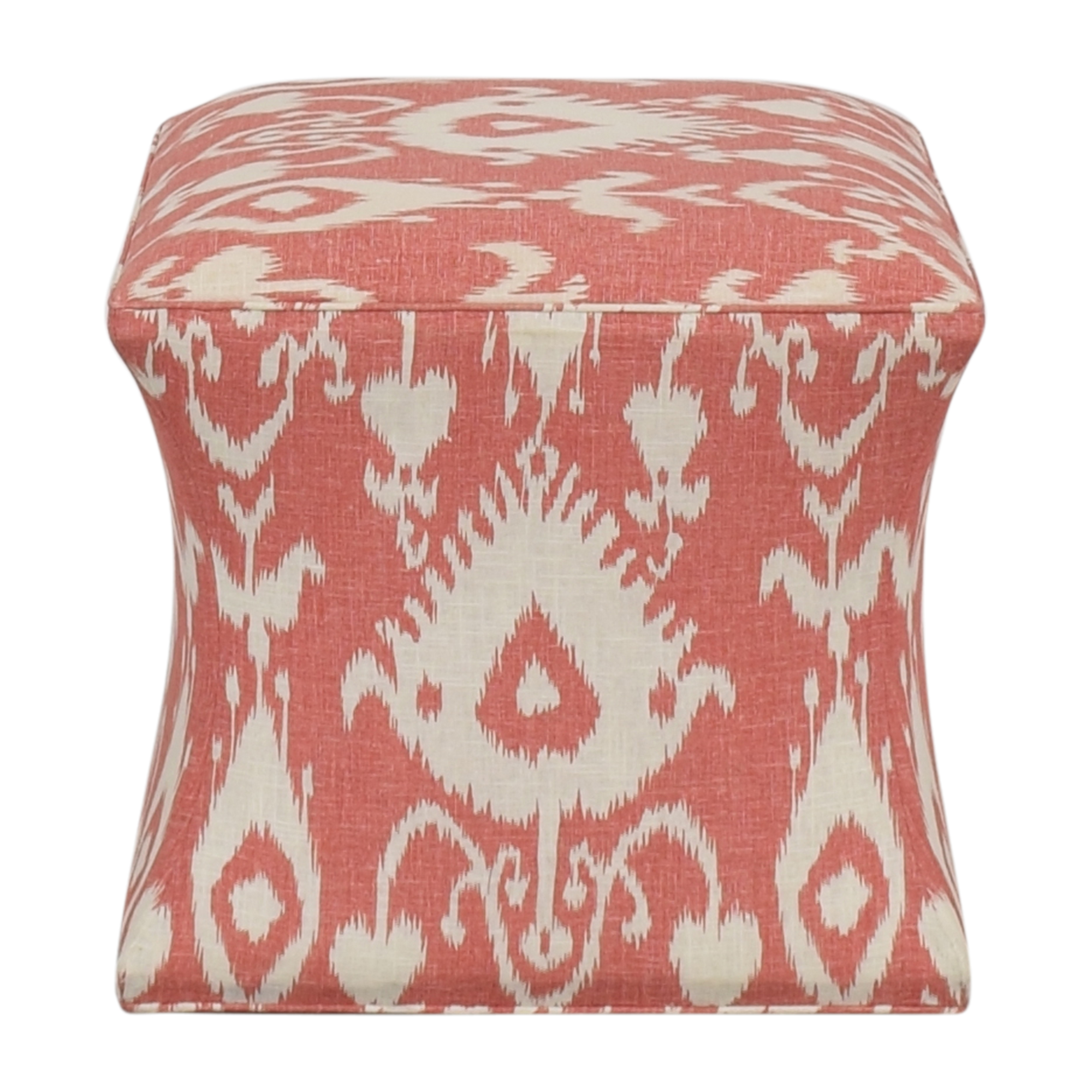 shop  Upholstered Square Ottoman online