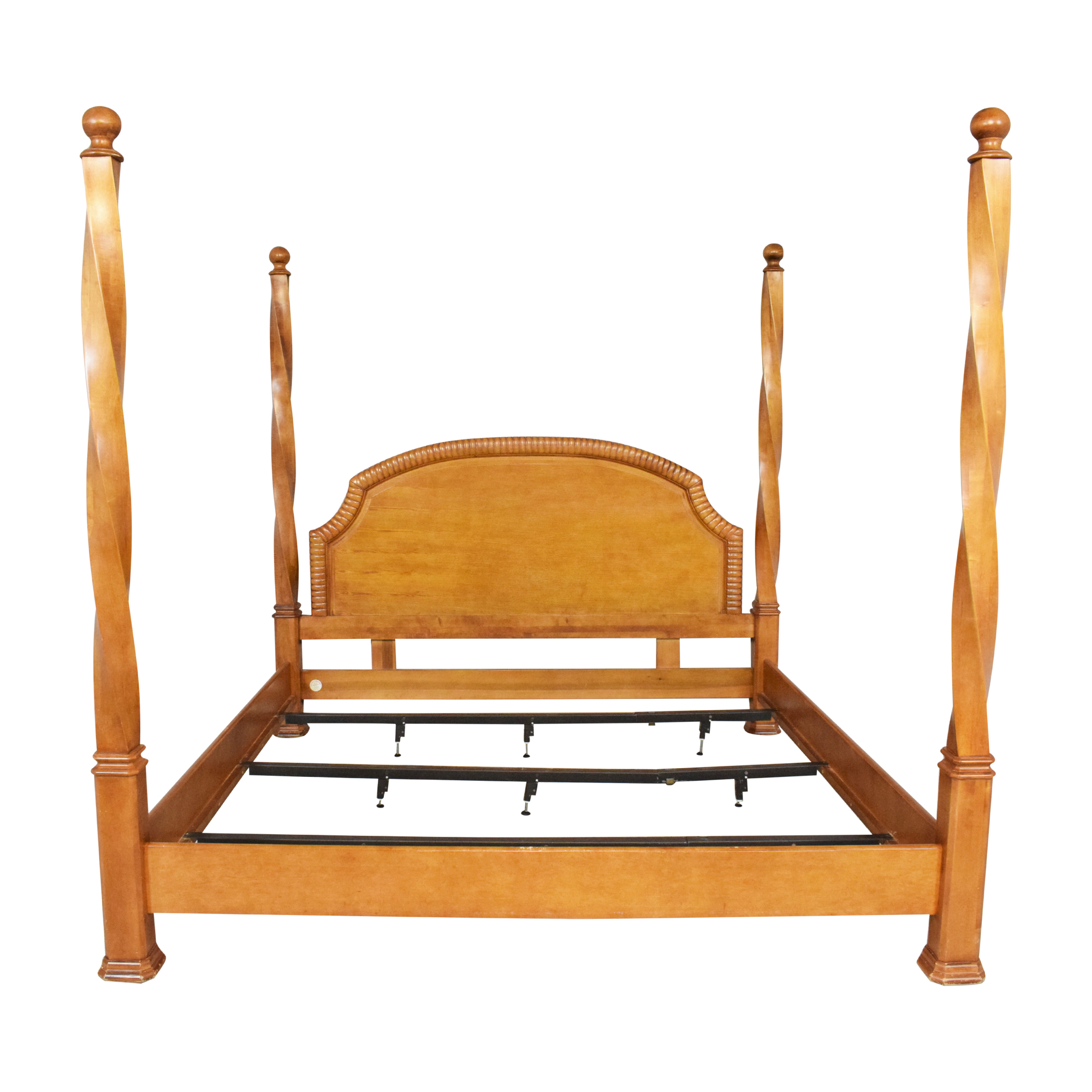 buy Century Furniture Four Poster King Bed Century Furniture Bed Frames