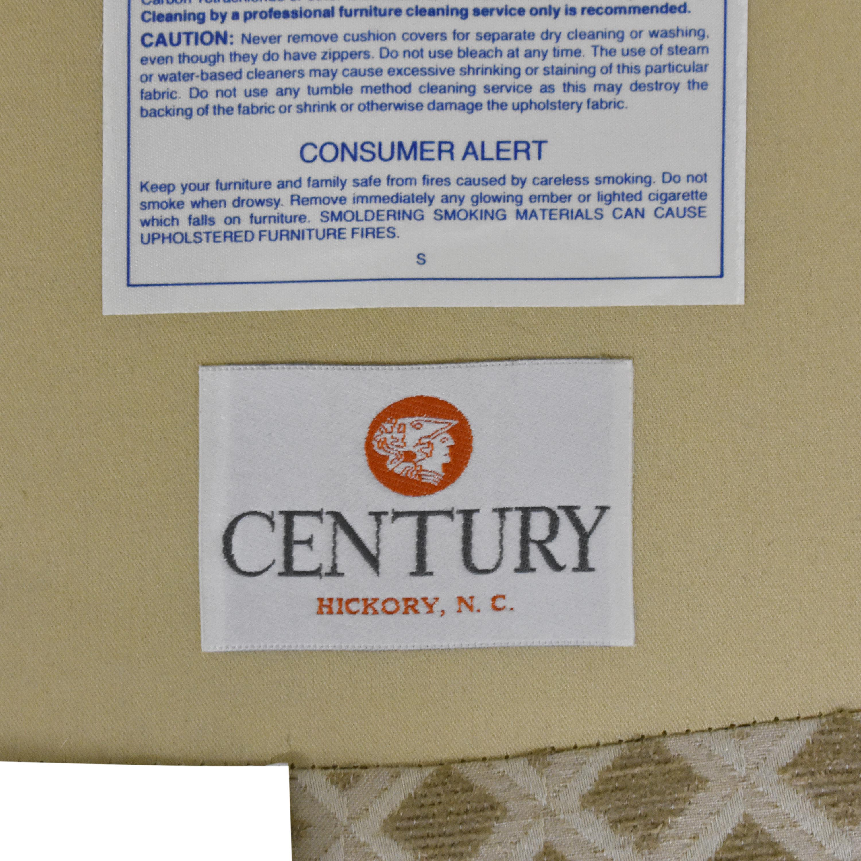 Century Furniture Century Furniture Bergere-Style Accent Chair coupon