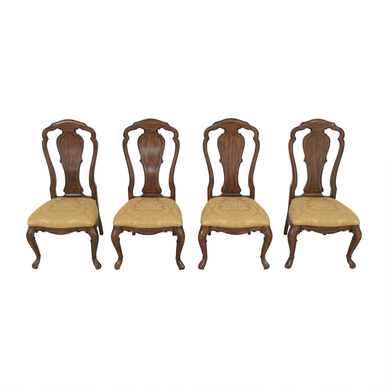 shop Thomasville Ernest Hemingway Granada Dining Chairs Thomasville Chairs