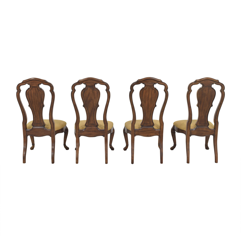 shop Thomasville Ernest Hemingway Granada Dining Chairs Thomasville Dining Chairs
