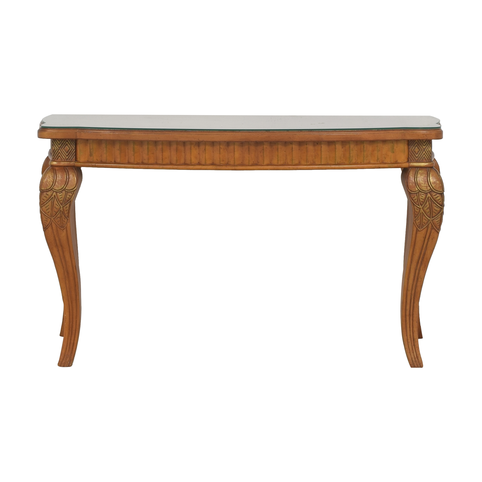 Century Furniture Century Furniture Cabriole Console Table nyc