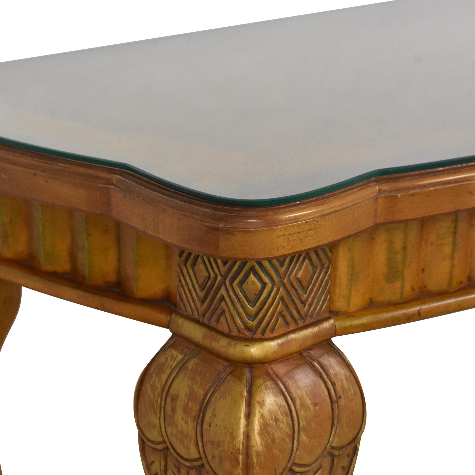 Century Furniture Century Furniture Cabriole Console Table nyc