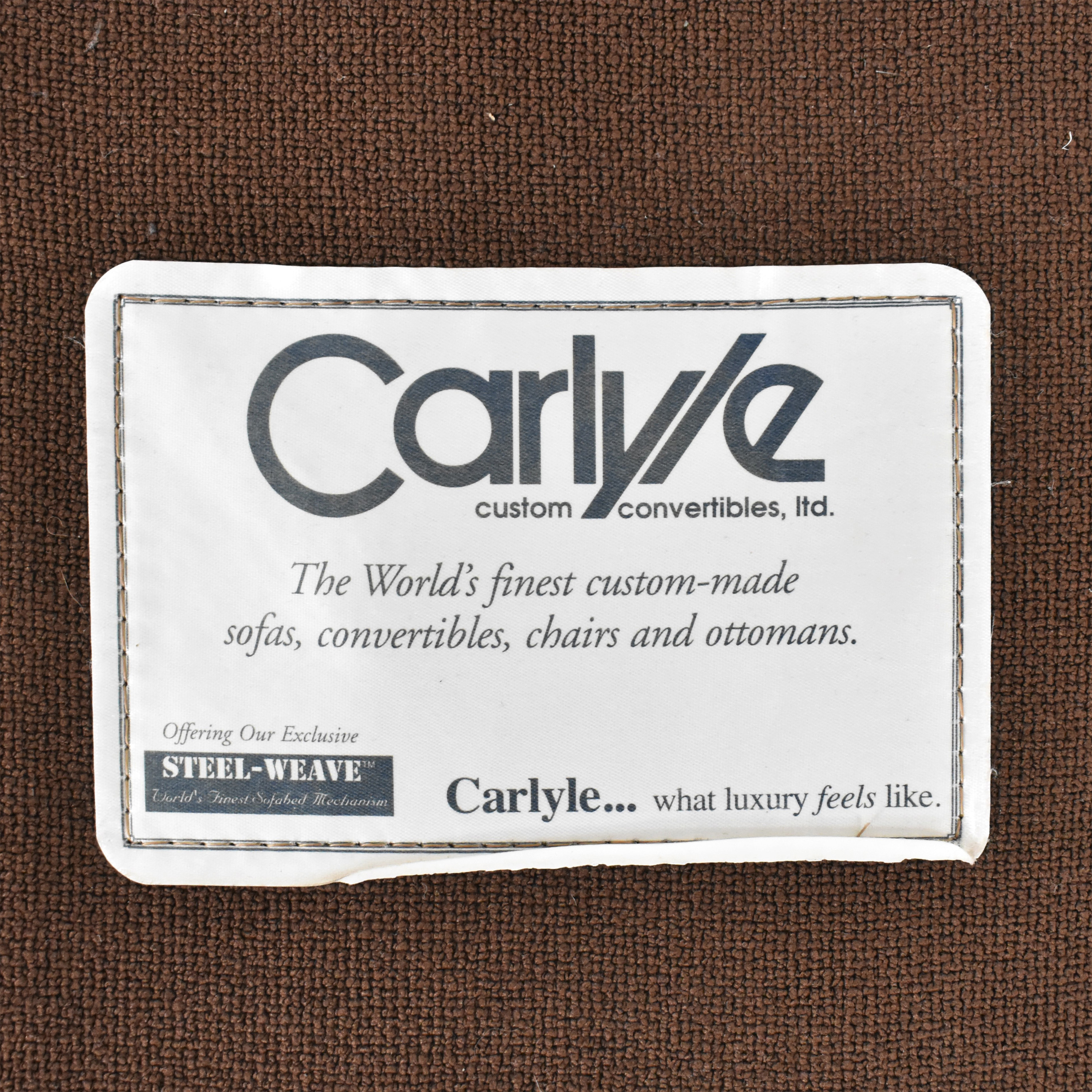 buy Carlyle Neoclassic Queen Plus Sleeper Sofa Carlyle Sofa Beds
