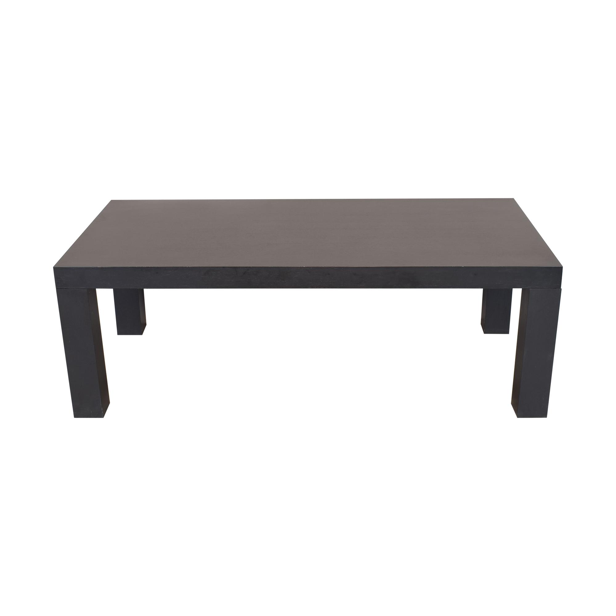 BoConcept BoConcept Rectangular Dining Table on sale