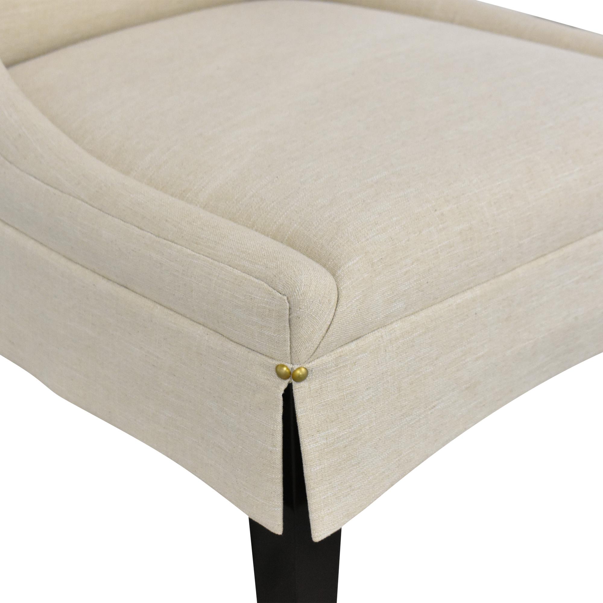 Lexington Furniture Lexington Furniture Carlyle Upholstered Parsons Chair ct