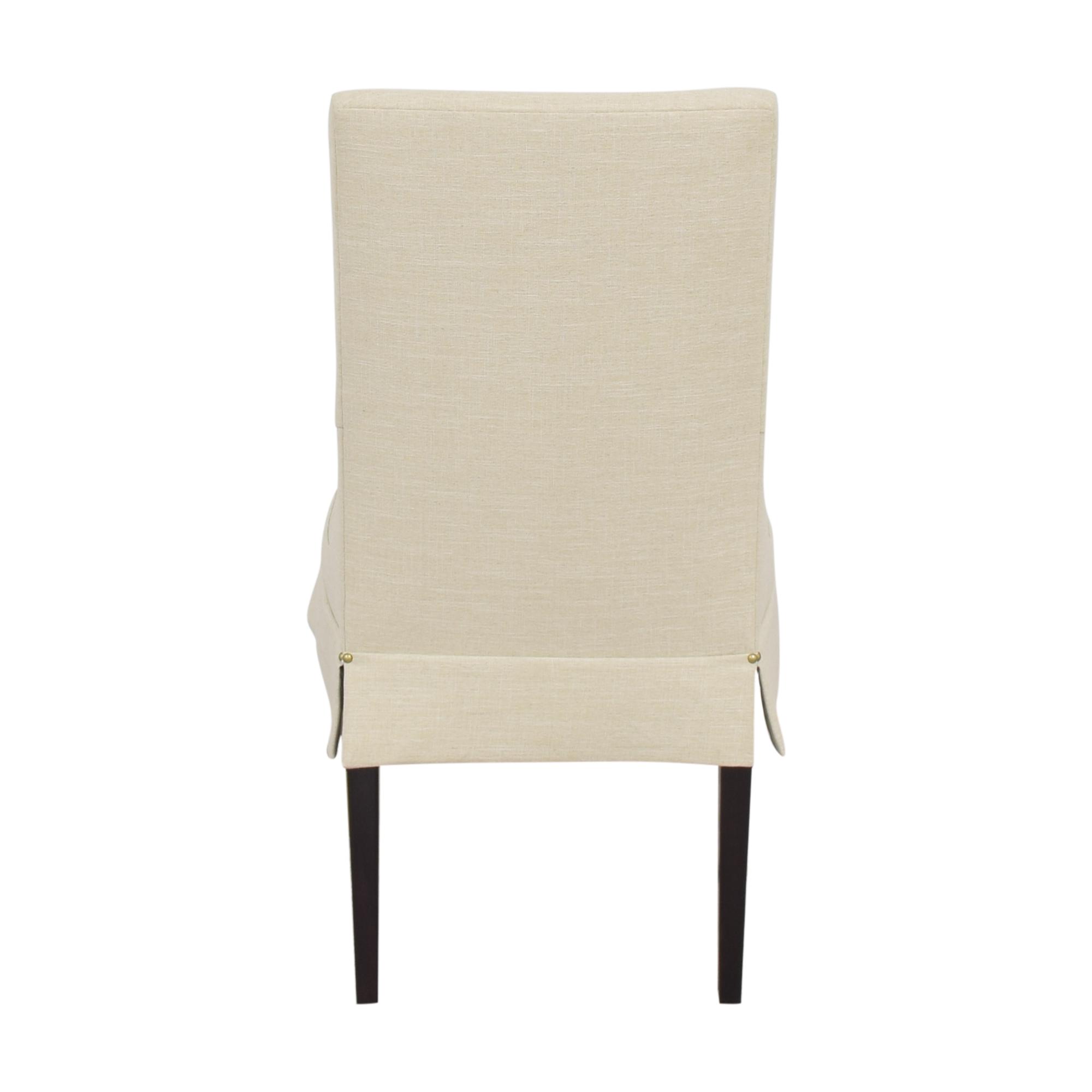 Lexington Furniture Lexington Furniture Carlyle Upholstered Parsons Chair dimensions