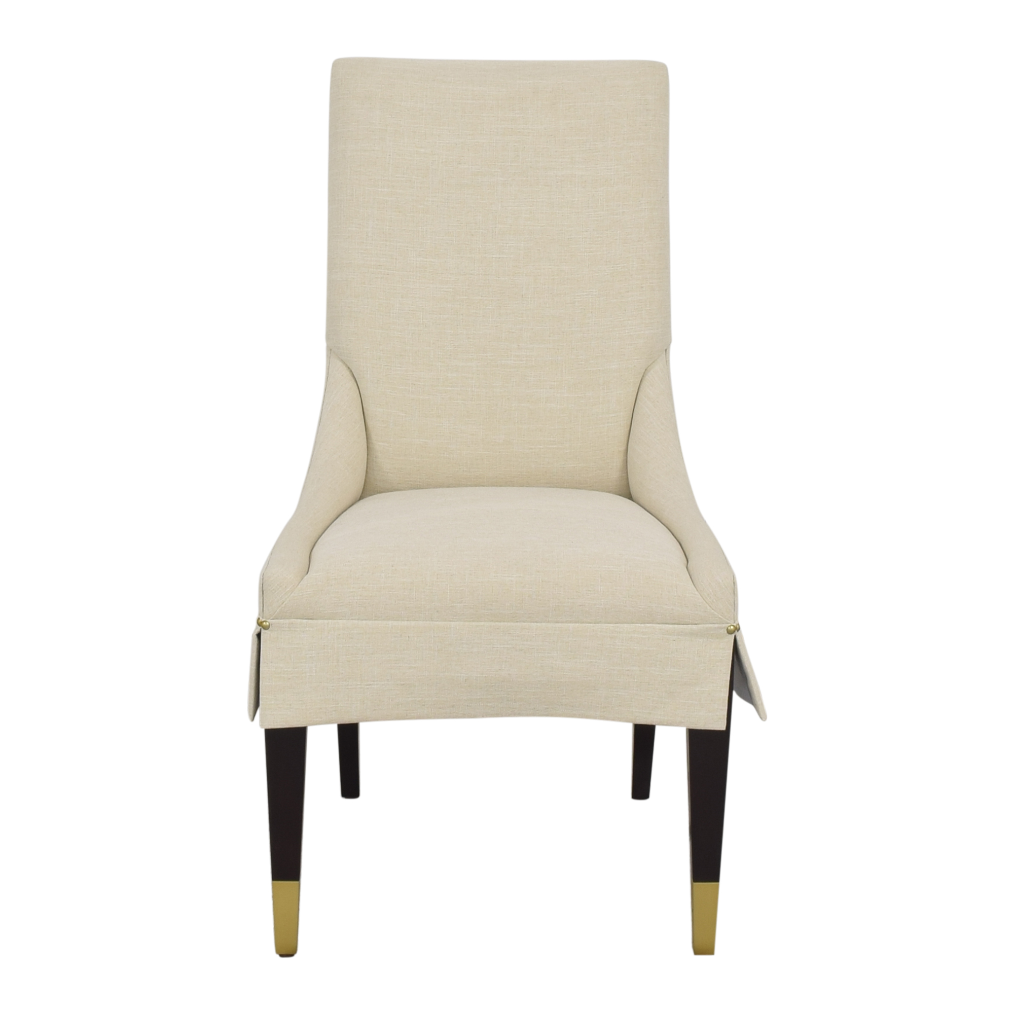 shop Lexington Furniture Carlyle Upholstered Parsons Chair Lexington Furniture Accent Chairs