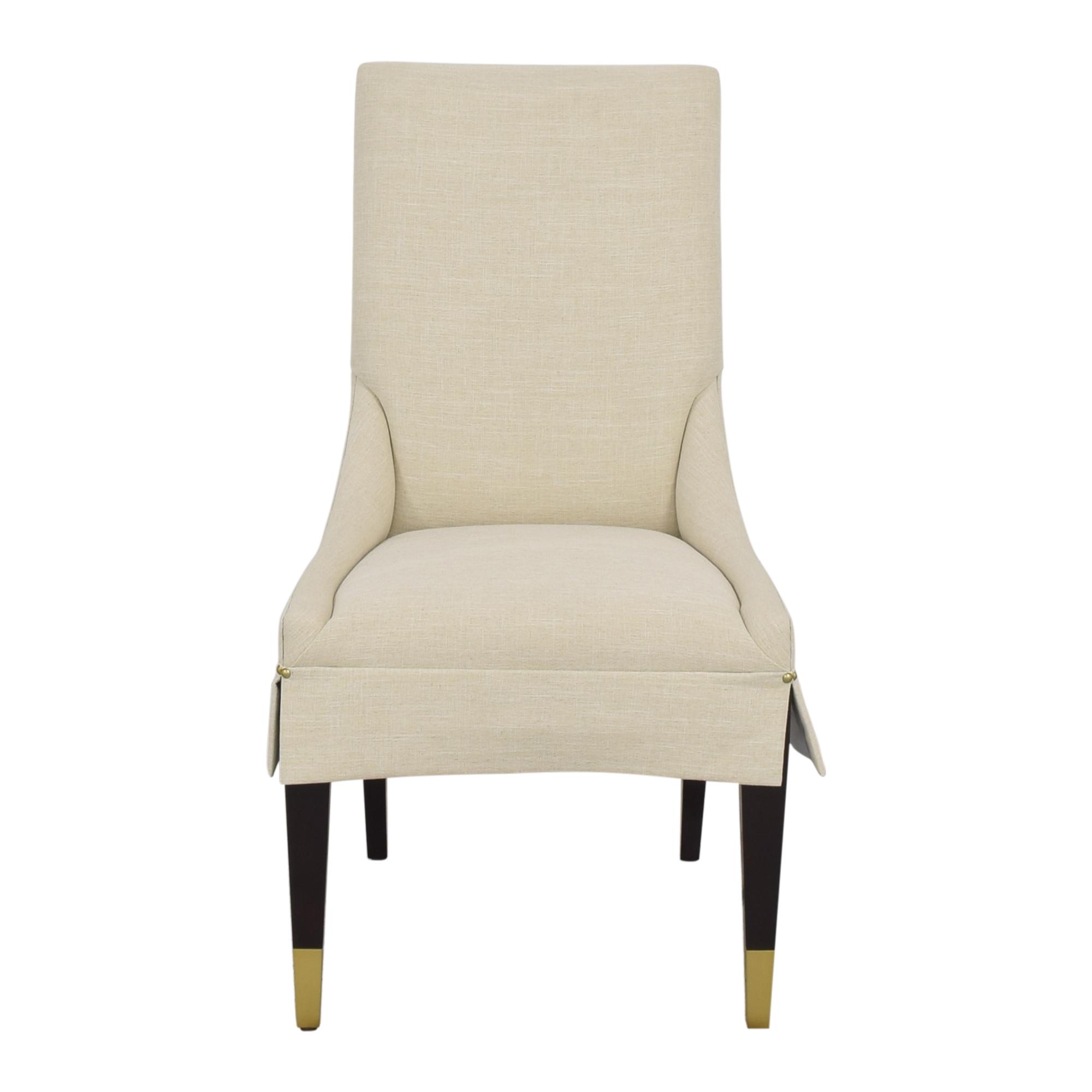 Lexington Furniture Lexington Furniture Carlyle Upholstered Parsons Chair ma
