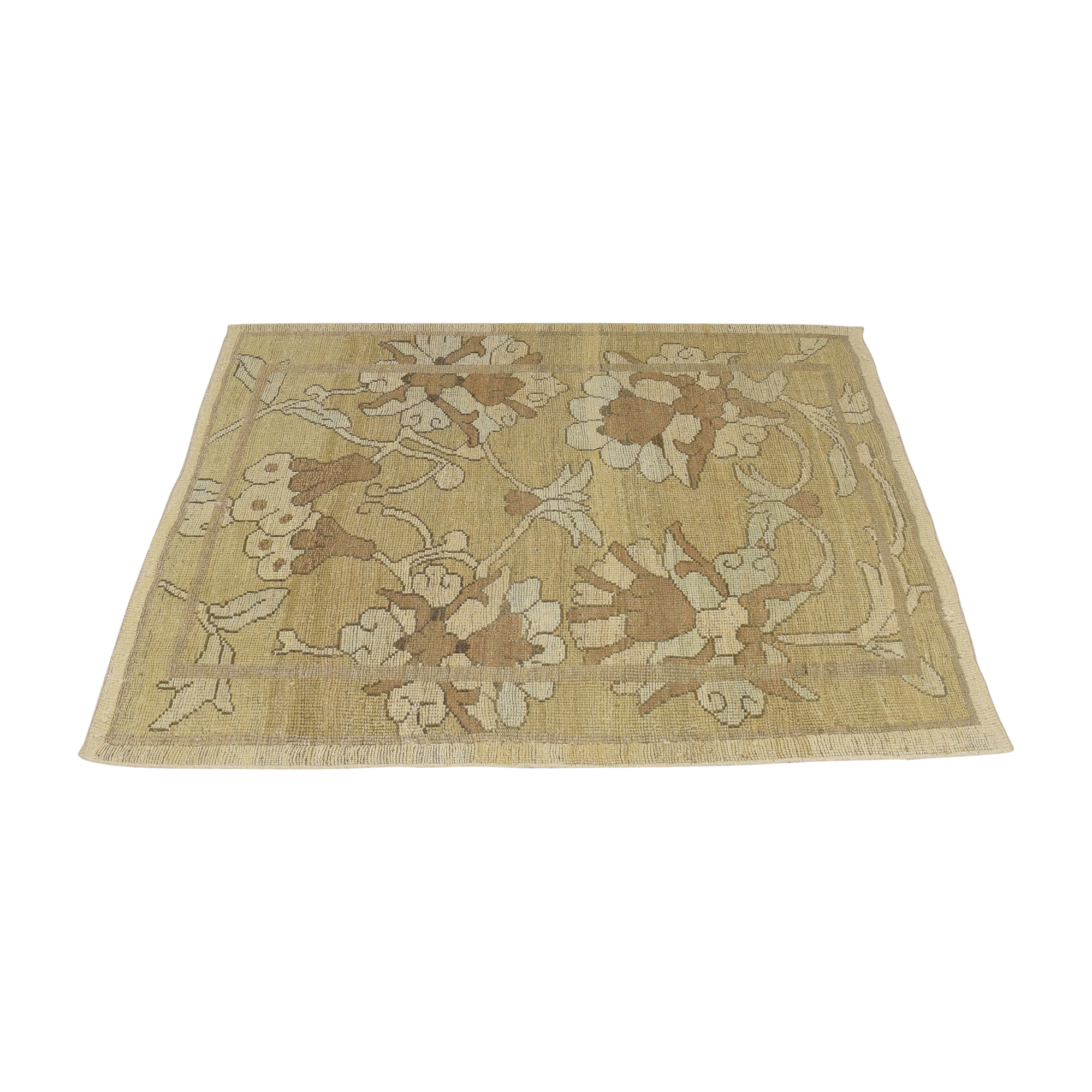 ABC Carpet & Home Patterned Area Rug ABC Carpet & Home