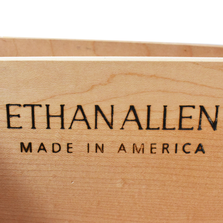 Ethan Allen Ethan Allen British Classics Console Cabinet second hand