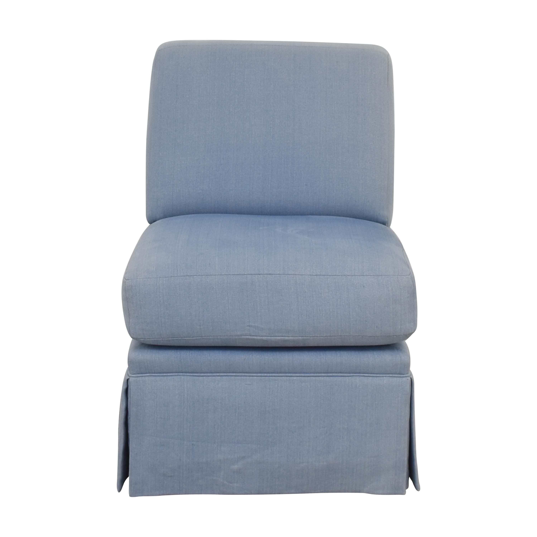 Kravet Kravet Skirted Slipper Chair on sale