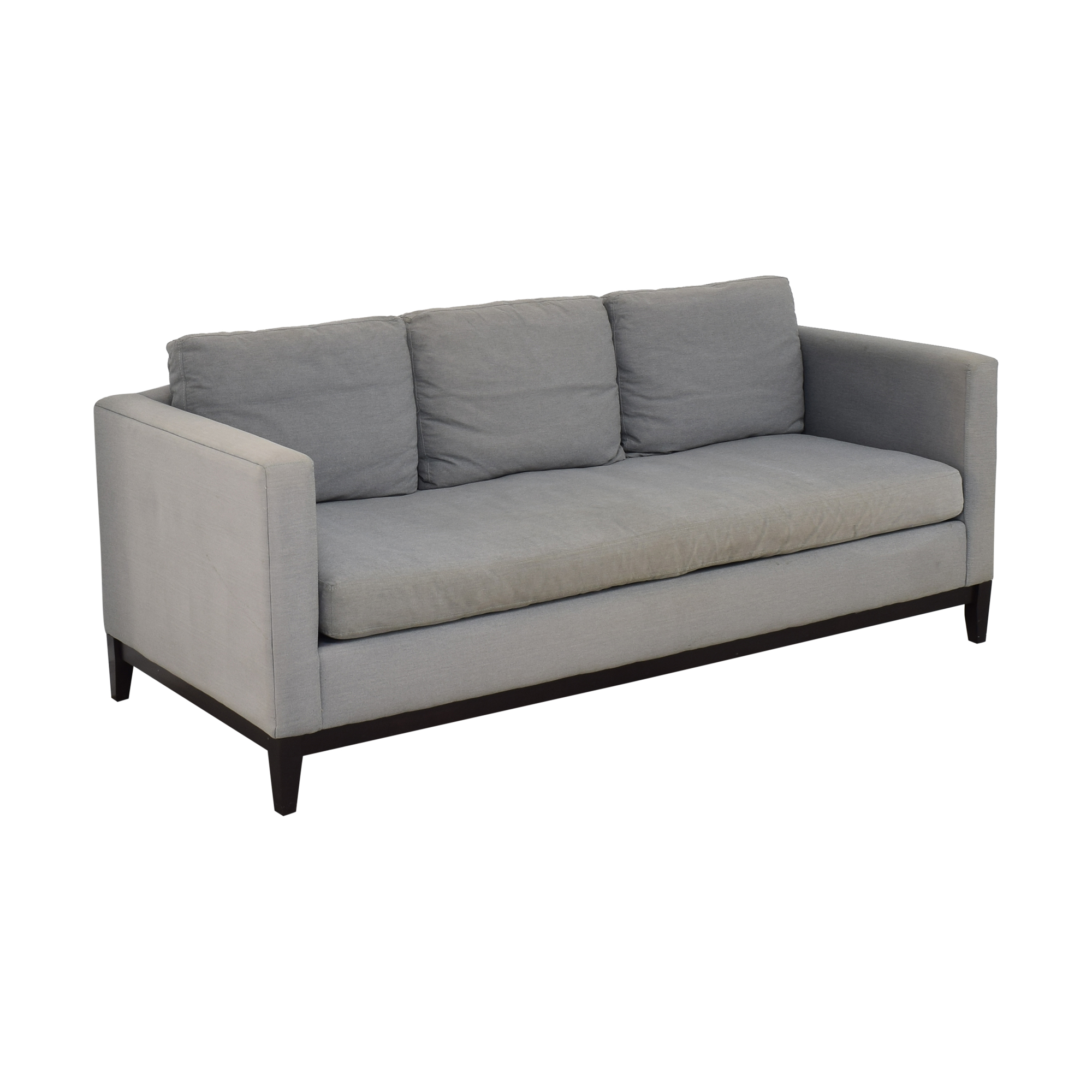 shop West Elm Blake Bench Cushion Sofa West Elm Sofas
