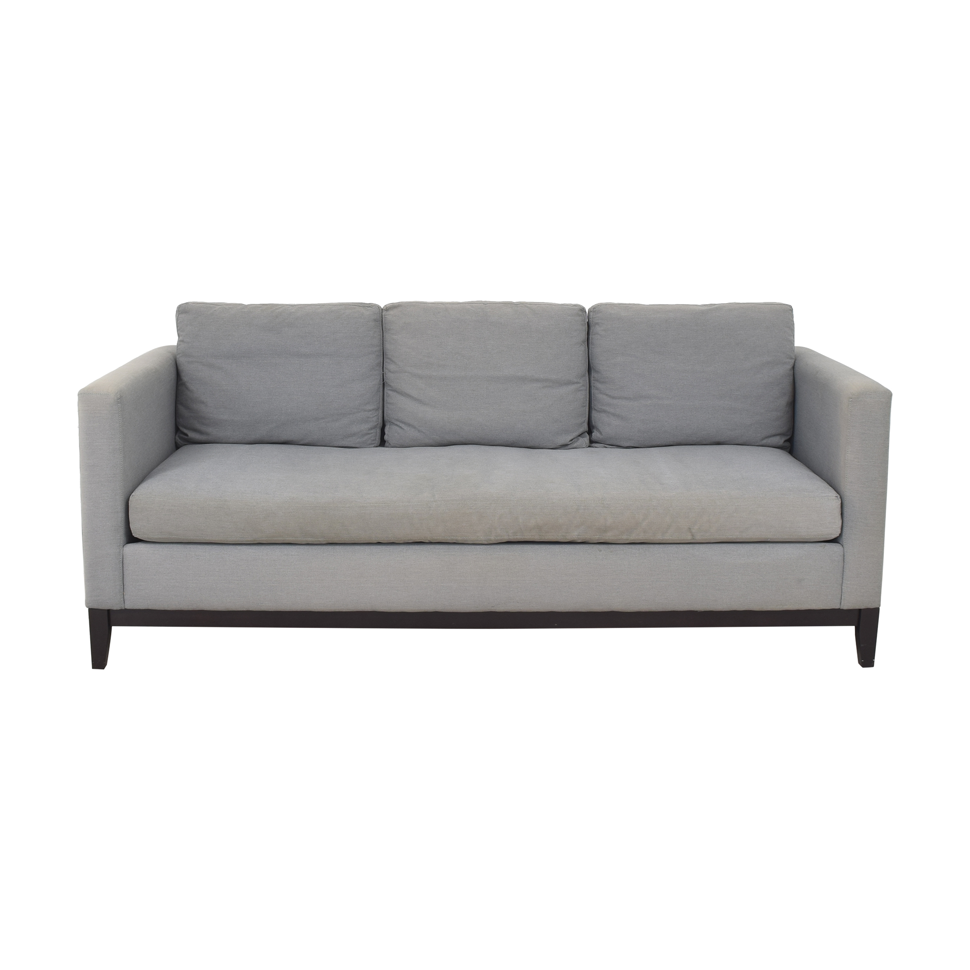 West Elm West Elm Blake Bench Cushion Sofa used