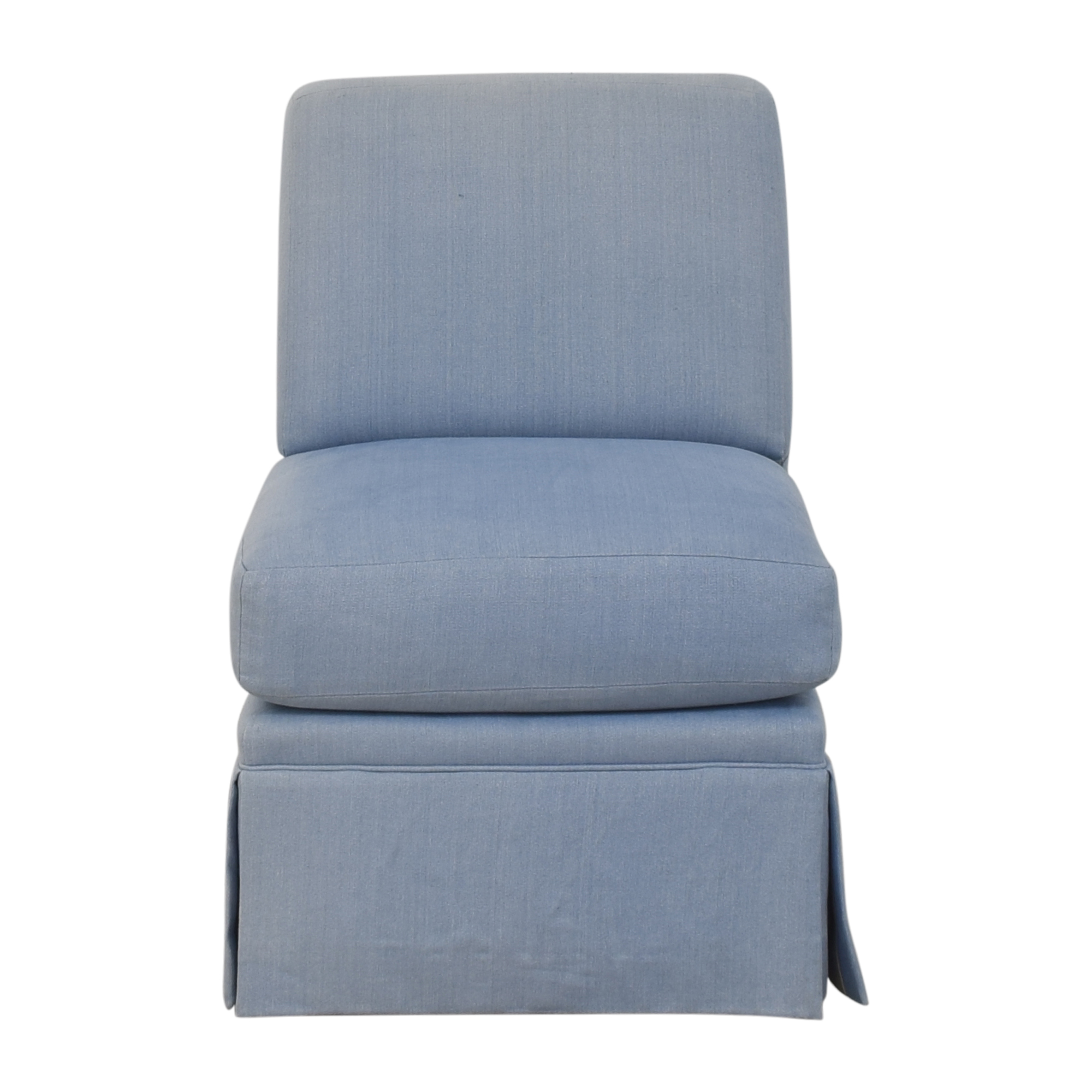 Kravet Kravet Skirted Slipper Chair pa