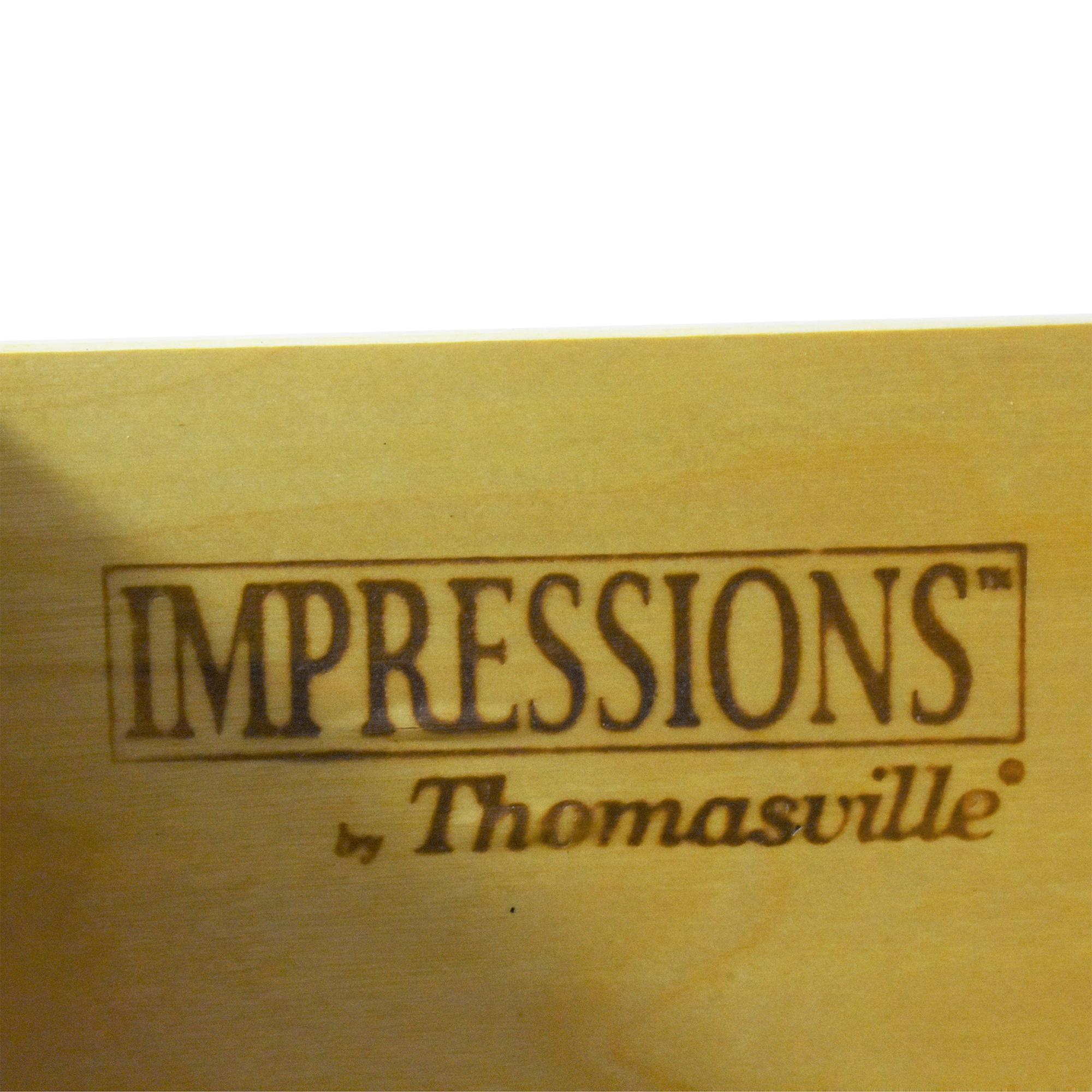 Thomasville Impressions Media Armoire Thomasville