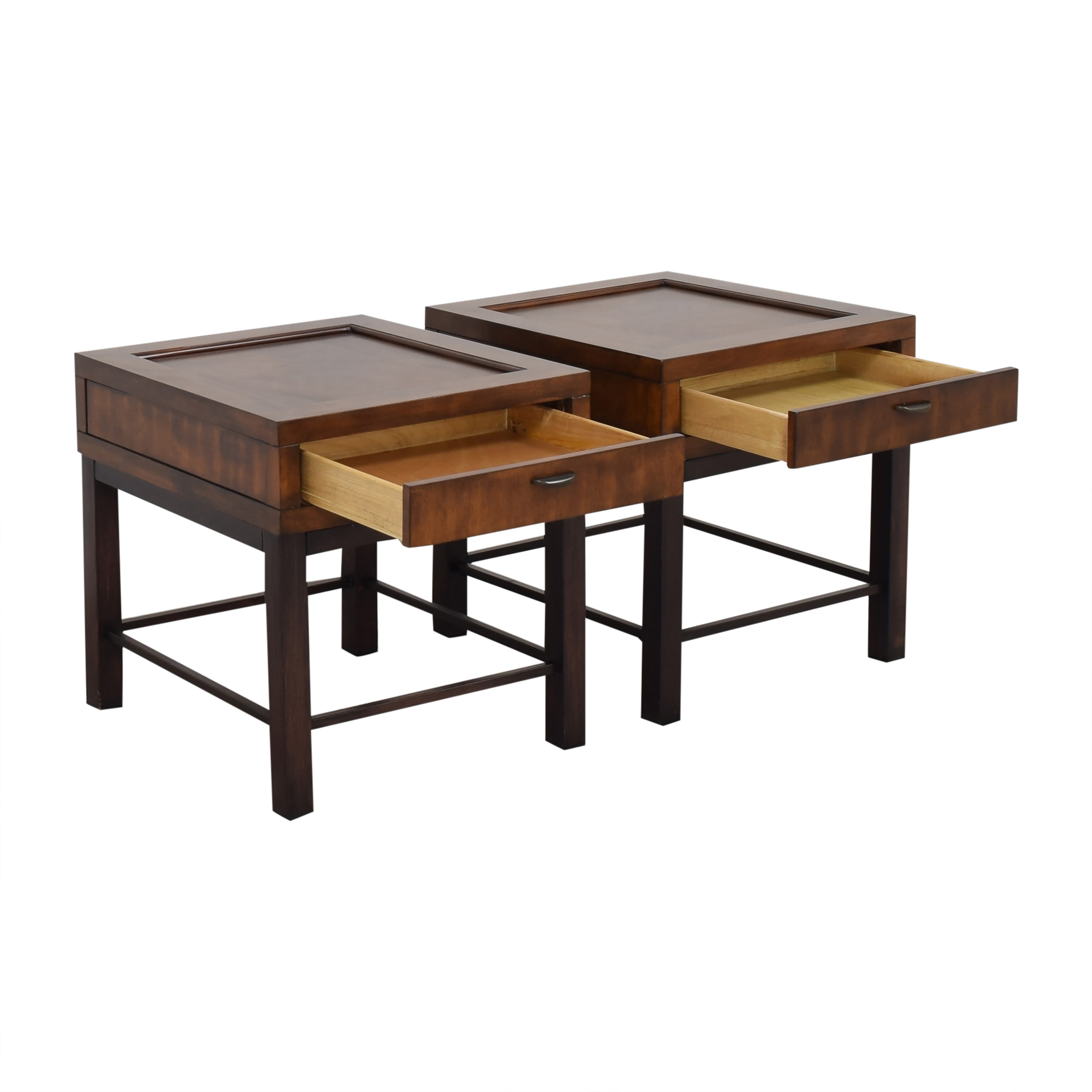 buy Raymour & Flanigan Single Drawer End Tables Raymour & Flanigan