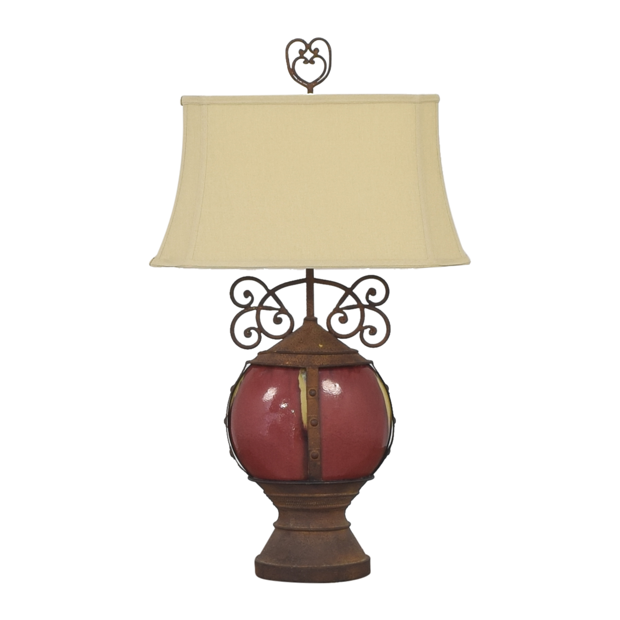 Havertys Table Lamp / Lamps