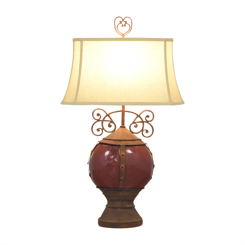 buy Havertys Decorative Table Lamp Havertys Decor