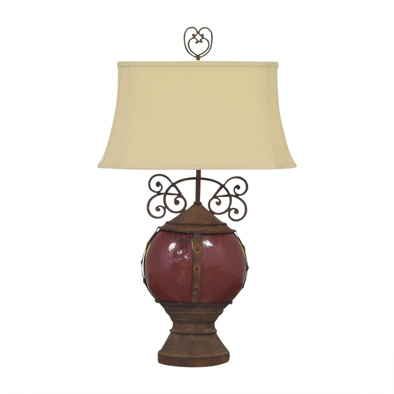 shop Havertys Decorative Table Lamp Havertys Decor
