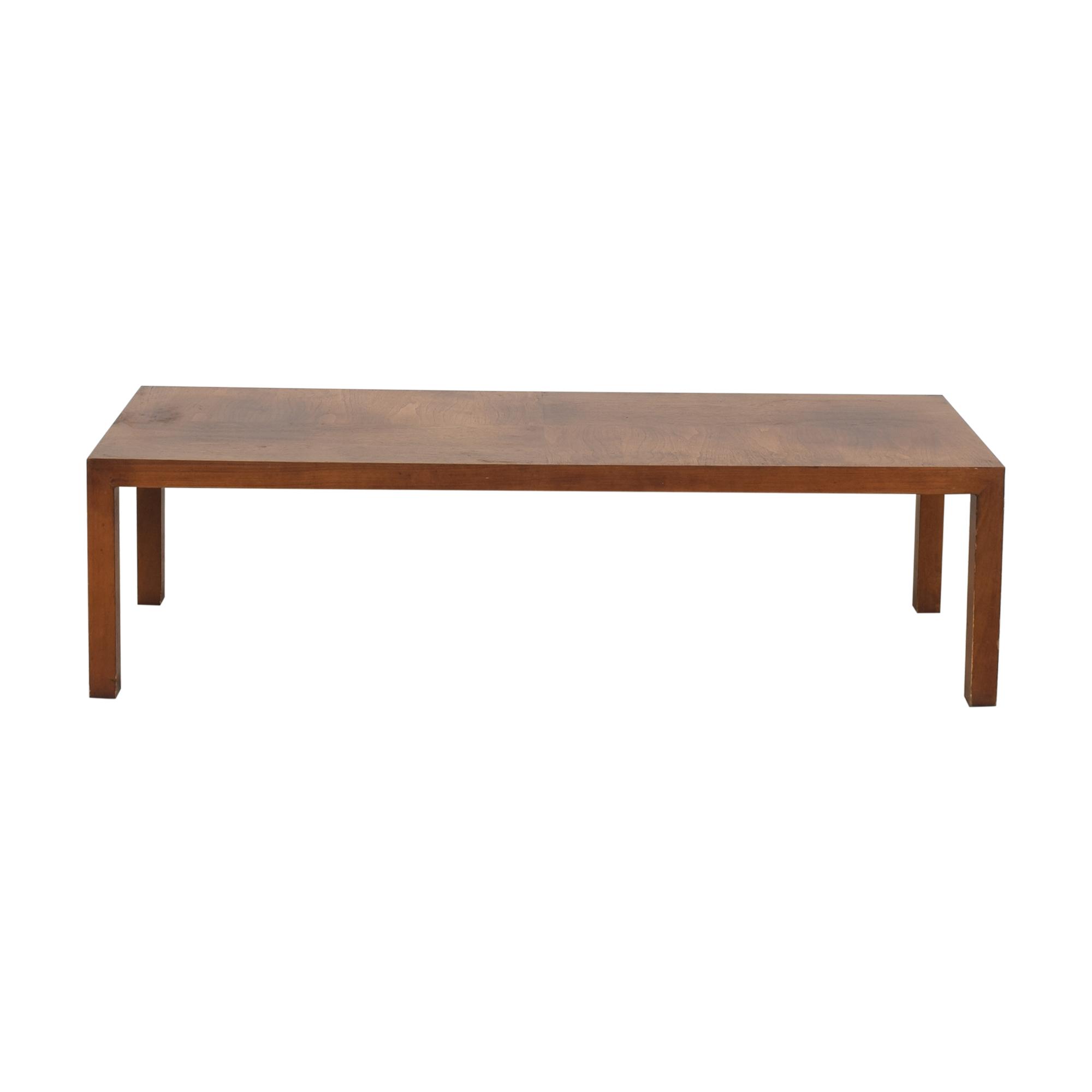 Lane Furniture Lane Furniture Rectangular Coffee Table on sale