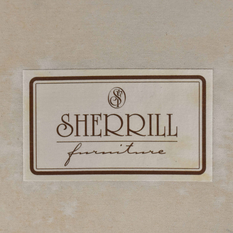 Sherrill Furniture Sherrill Furniture Bergere Style Chair pa