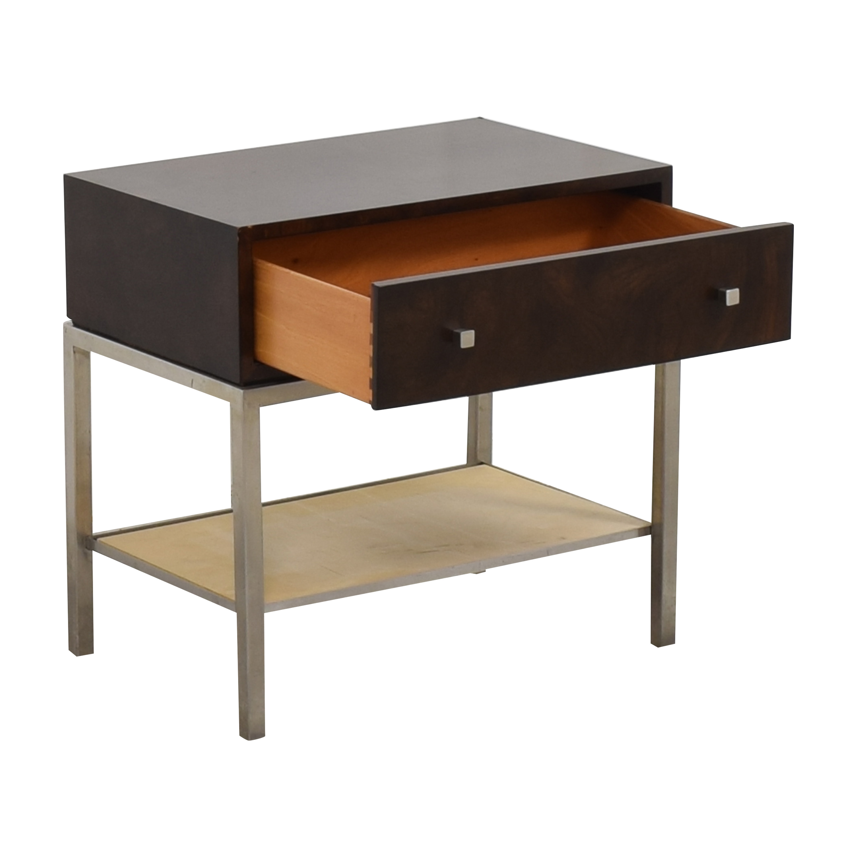 Ethan Allen Ethan Allen Side Table with Drawer pa