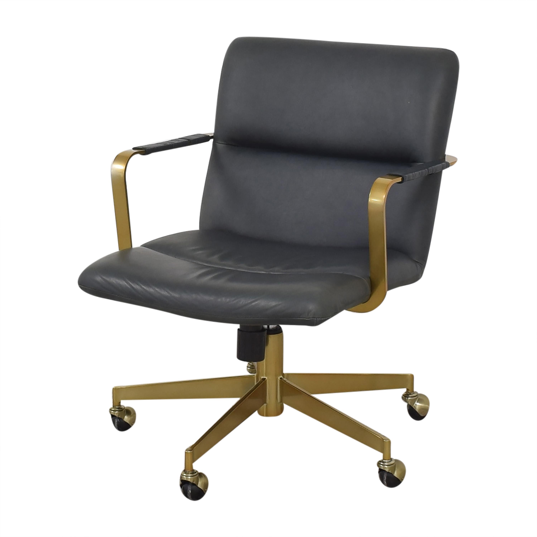 West Elm West Elm Cooper Mid-Century Office Chair nyc