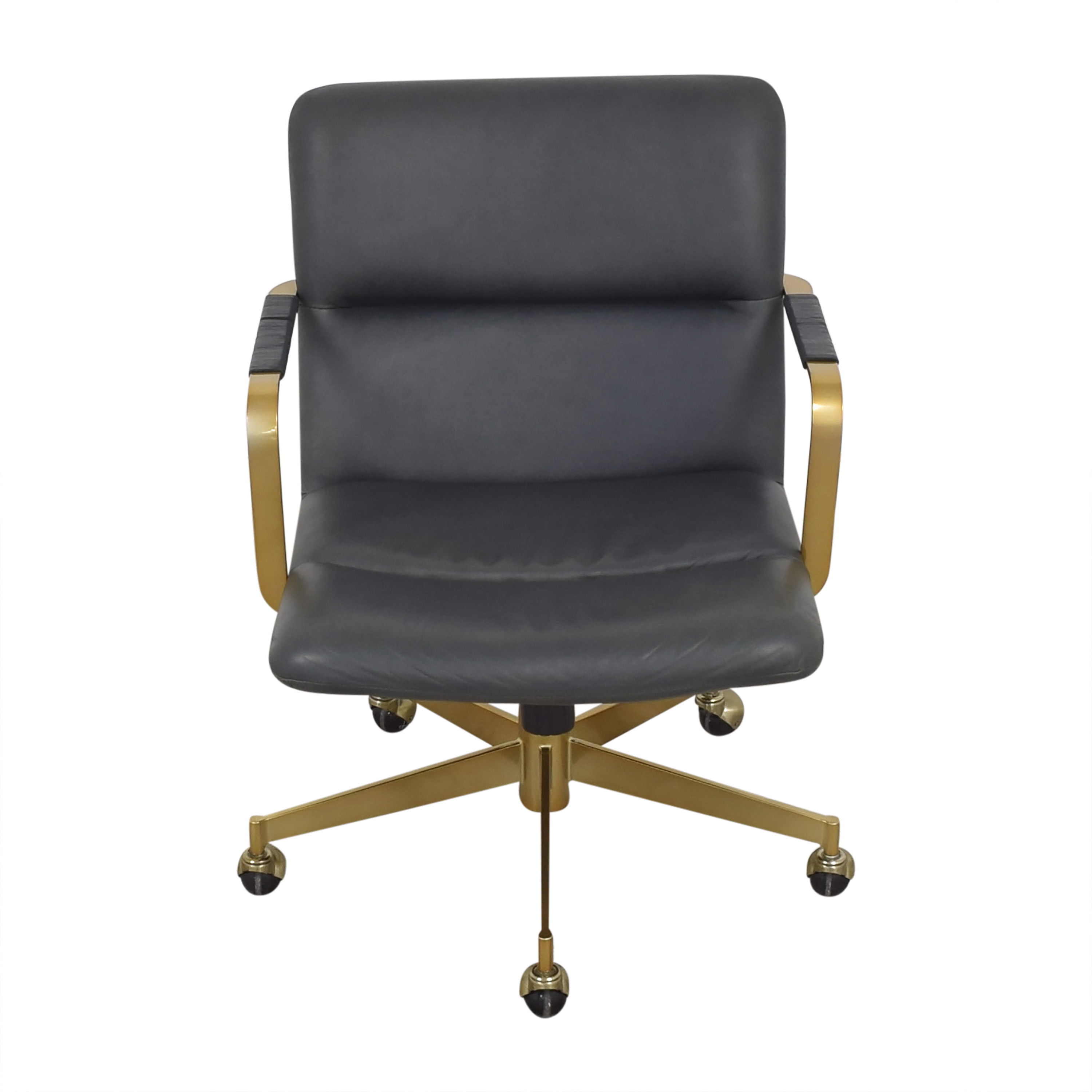 West Elm Cooper Mid-Century Office Chair / Home Office Chairs