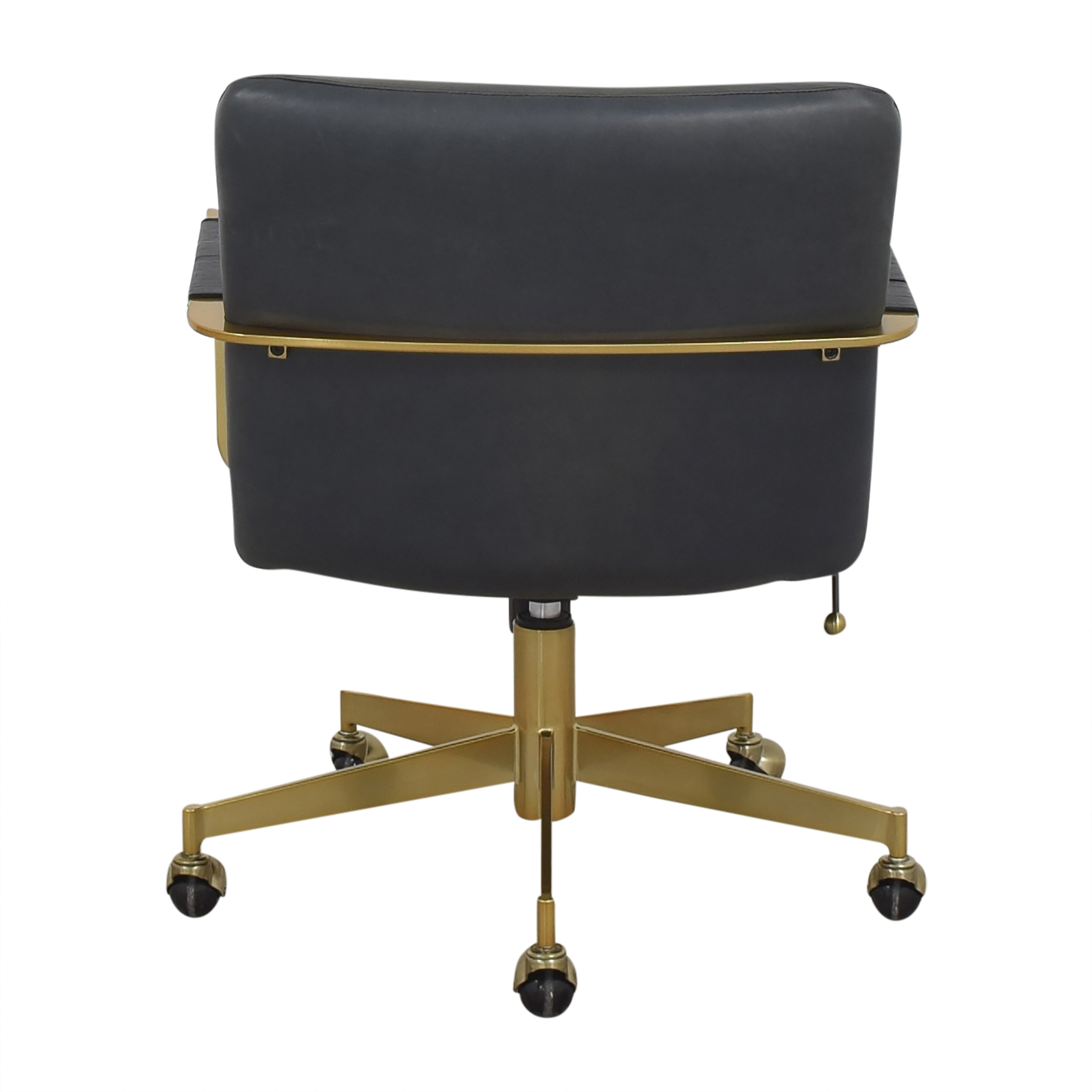 buy West Elm Cooper Mid-Century Office Chair West Elm Chairs