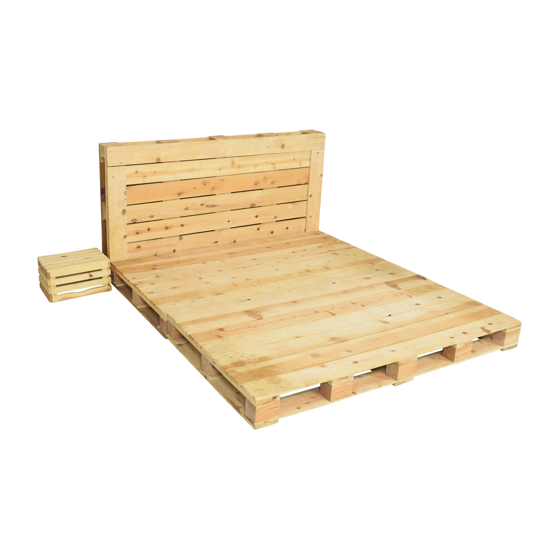 Pallet Beds King Bed / Bed Frames