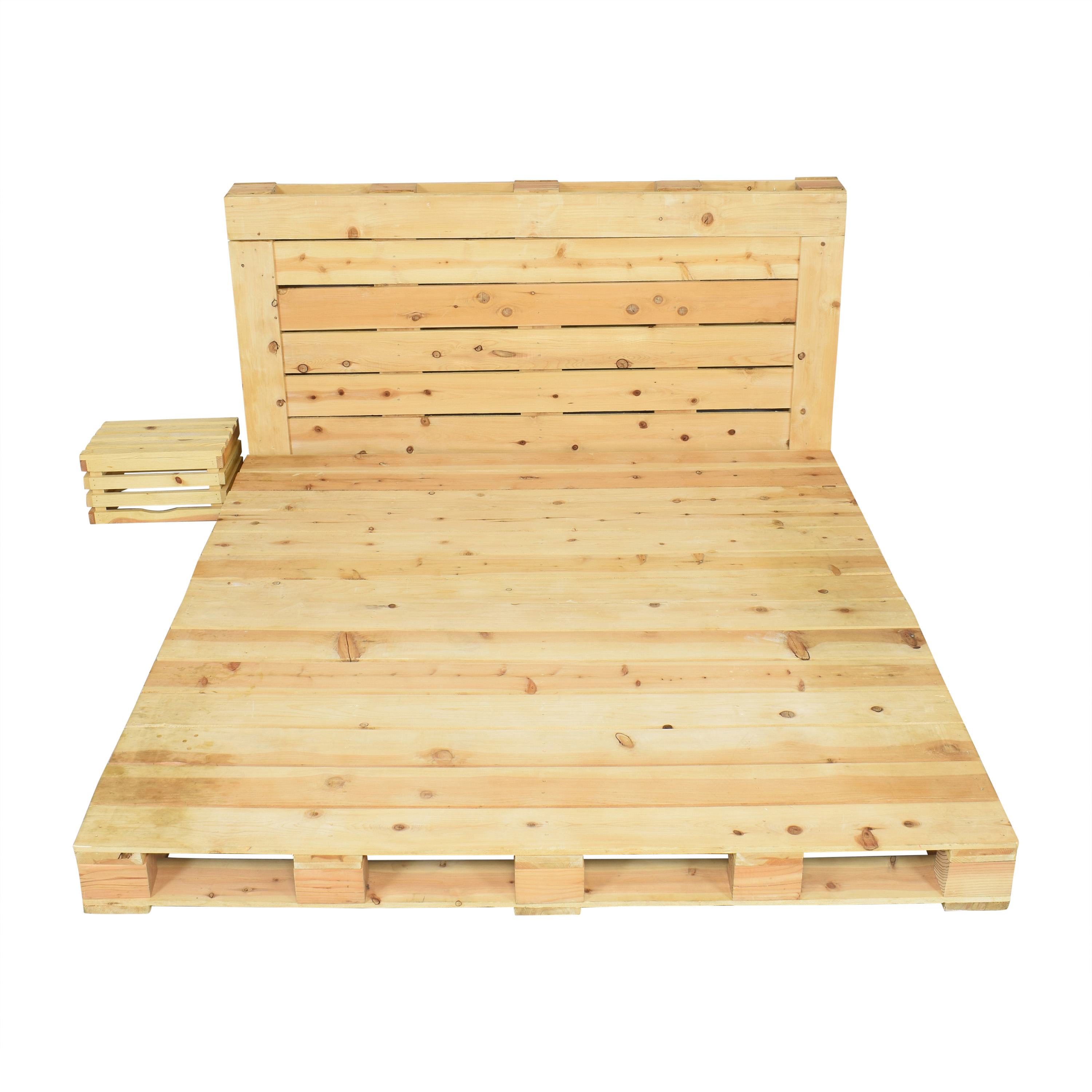 Pallet Beds Pallet Beds King Bed nyc