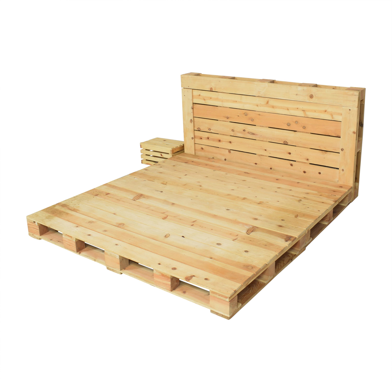 Pallet Beds Pallet Beds King Bed Beds