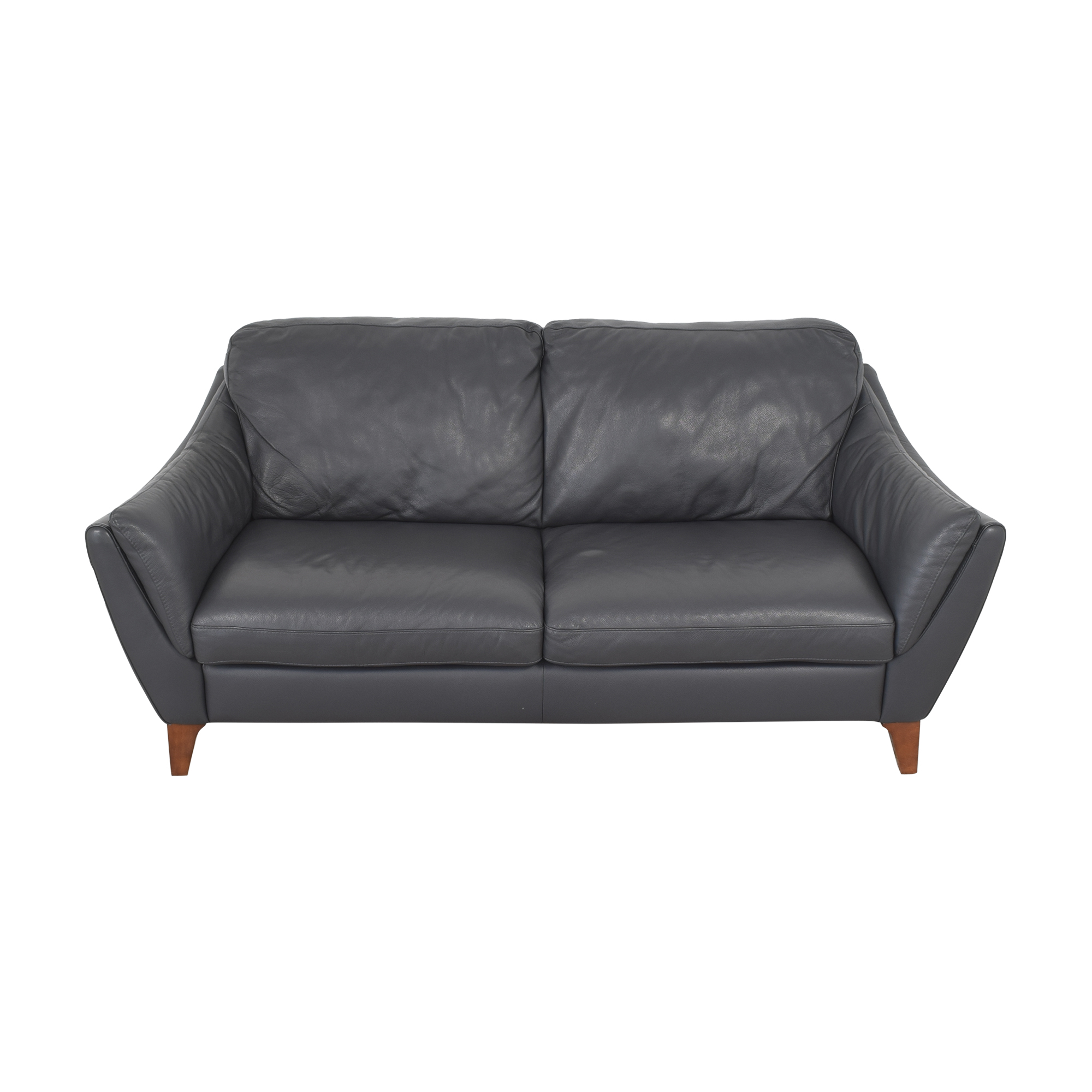 Natuzzi Natuzzi Greccio Two Cushion Sofa ma