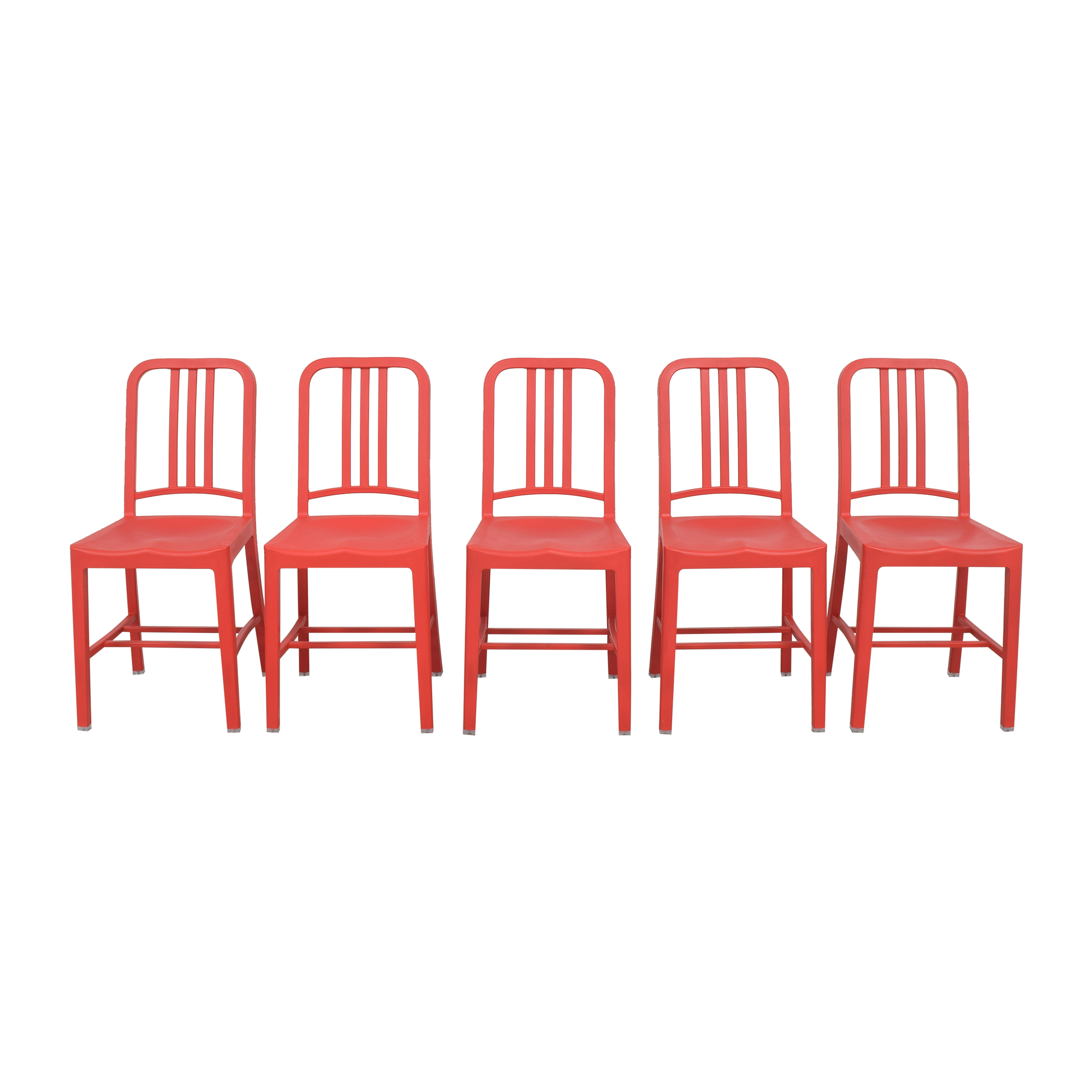 Design Within Reach Design Within Reach by Emeco 111 Navy Chairs on sale