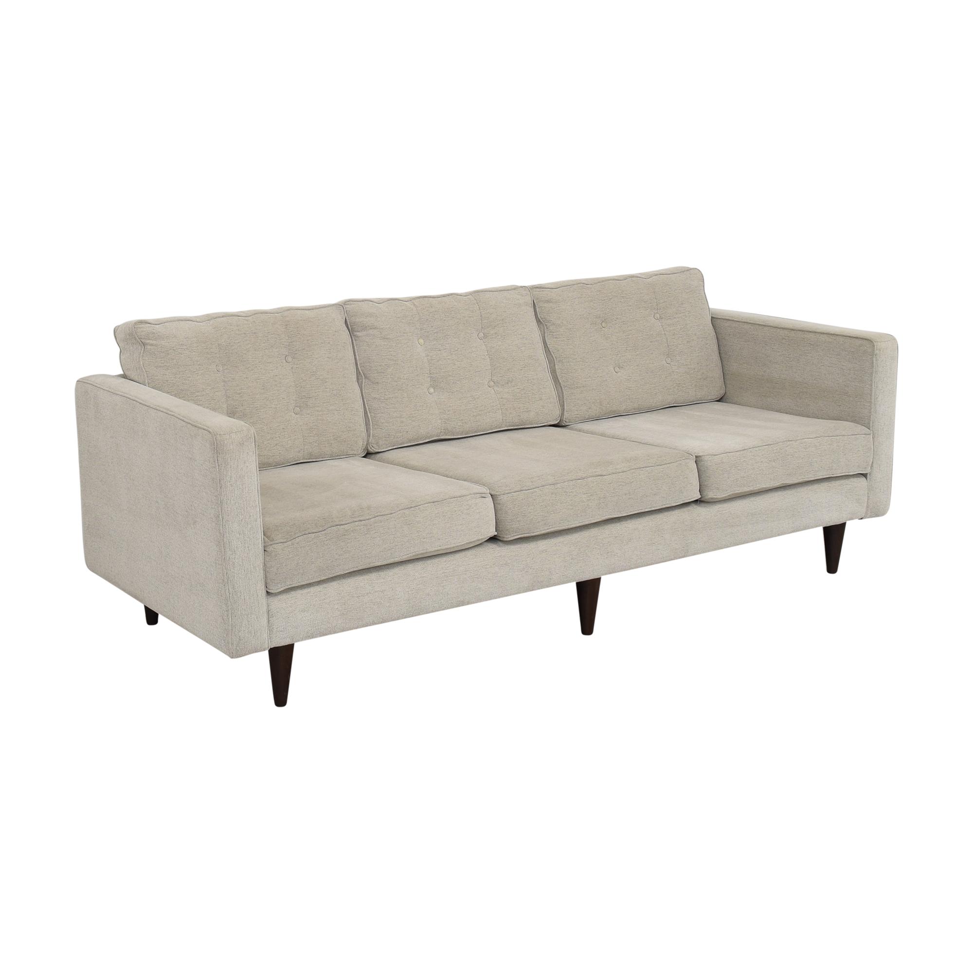 buy Joybird Braxton Mid Century Sofa Joybird