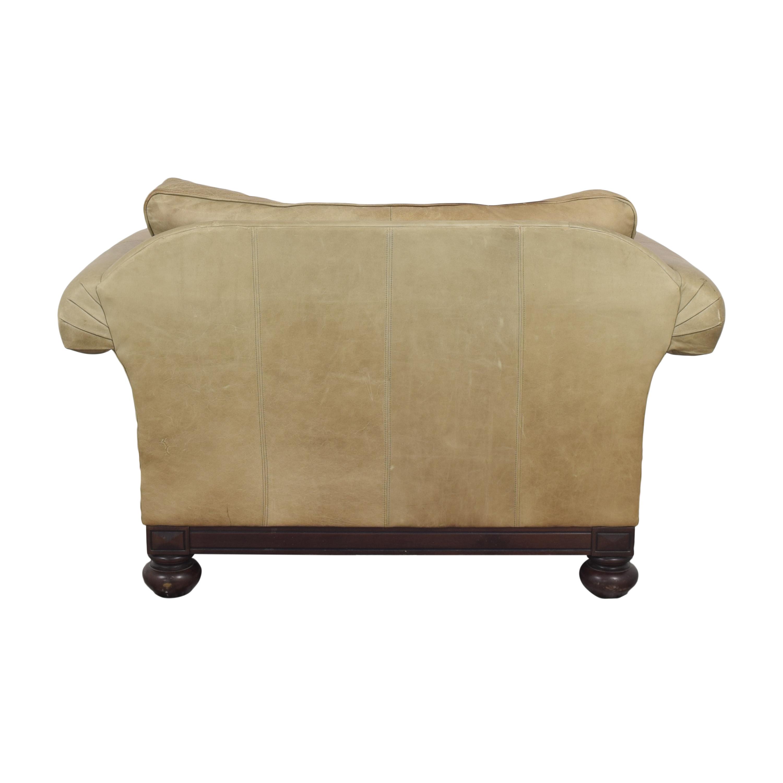 Bernhardt Bernhardt Roll Arm Accent Chair Chairs