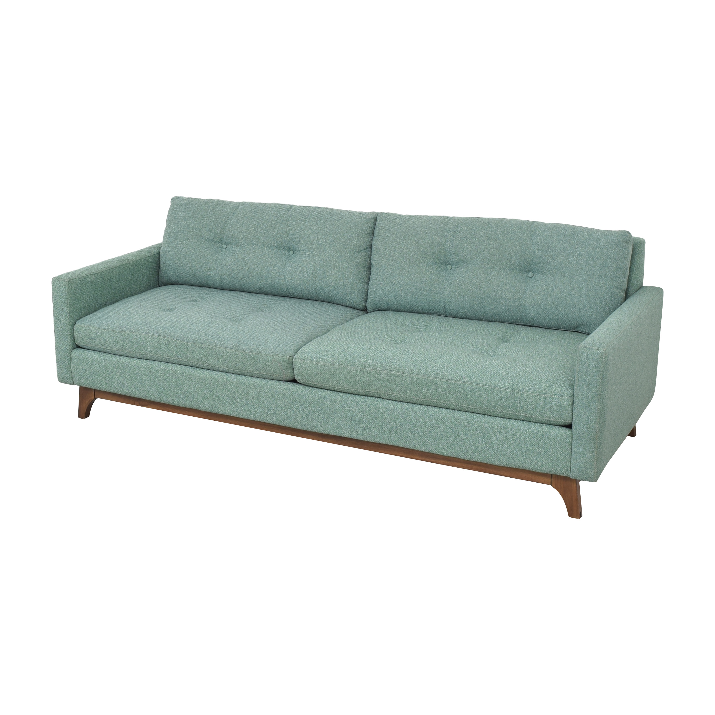 Macy's Macy's Nari Tufted Sofa on sale