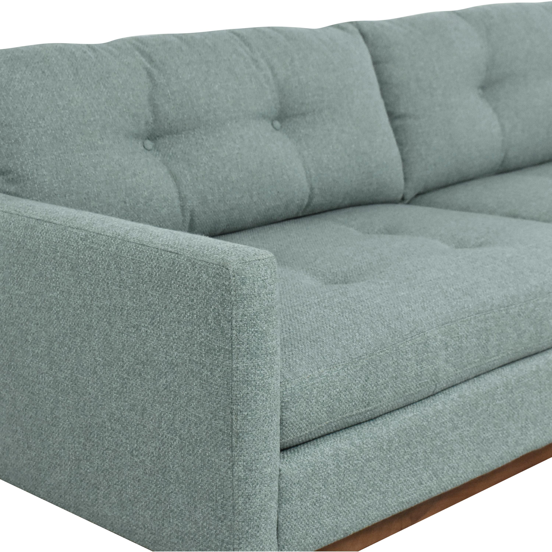 Macy's Macy's Nari Tufted Sofa price