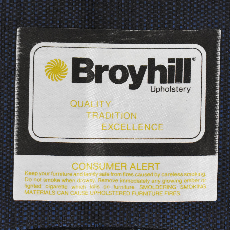buy Broyhill Furniture Roll Arm Sleeper Sofa Broyhill Furniture