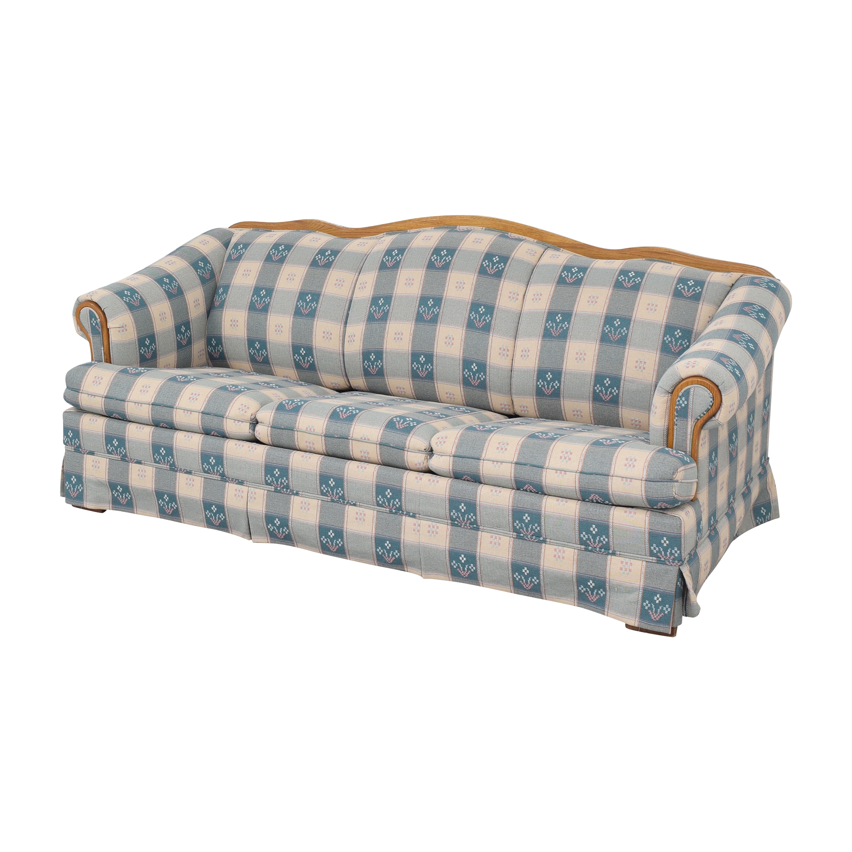 Broyhill Furniture Broyhill Furniture Roll Arm Sleeper Sofa nj
