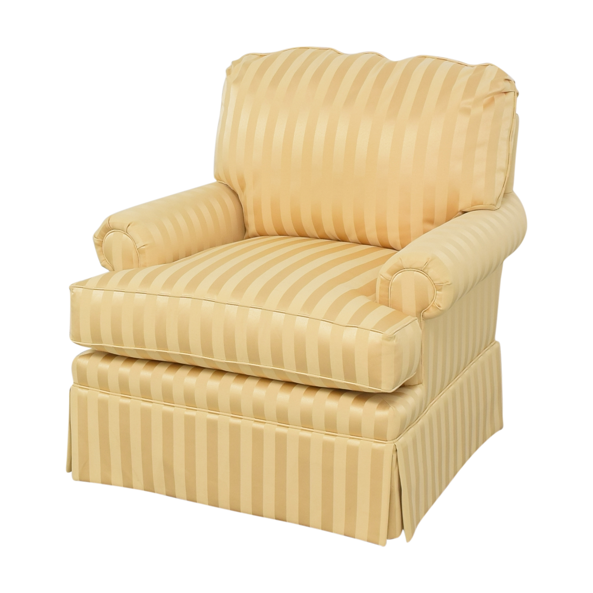 Thomasville Thomasville Stripe Accent Chair coupon