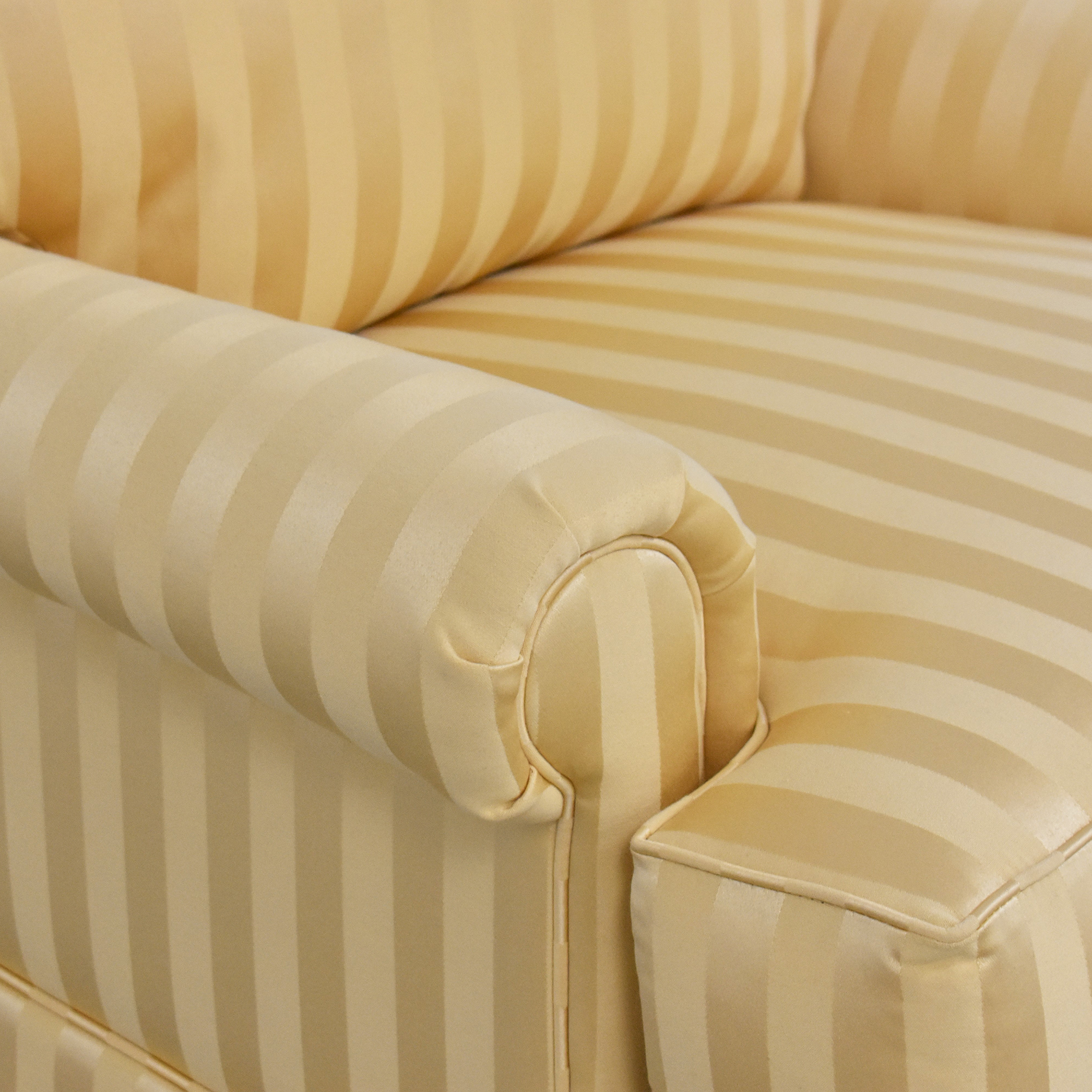 buy Thomasville Stripe Accent Chair Thomasville Accent Chairs