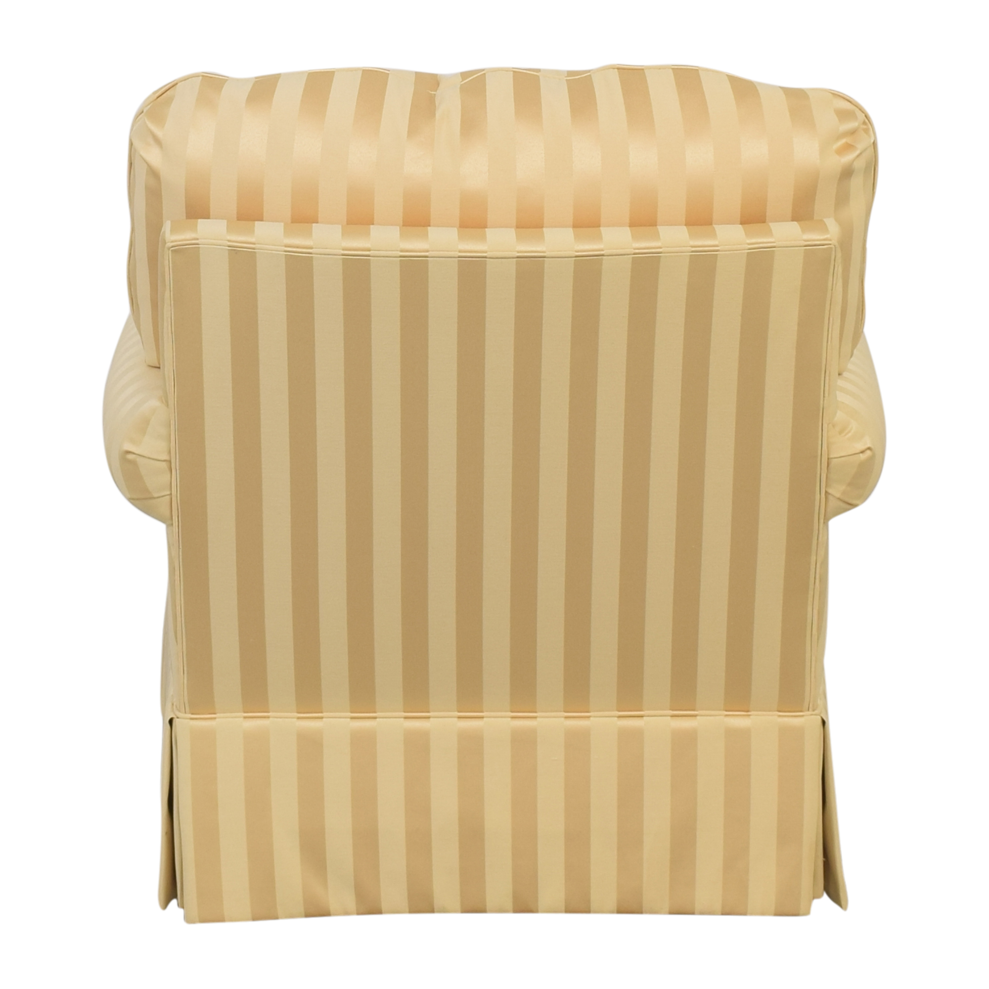 Thomasville Stripe Accent Chair / Chairs