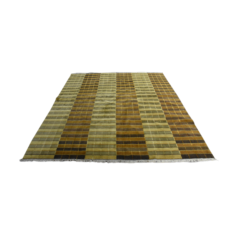 ABC Carpet & Home ABC Carpet & Home Geometric Area Rug nyc