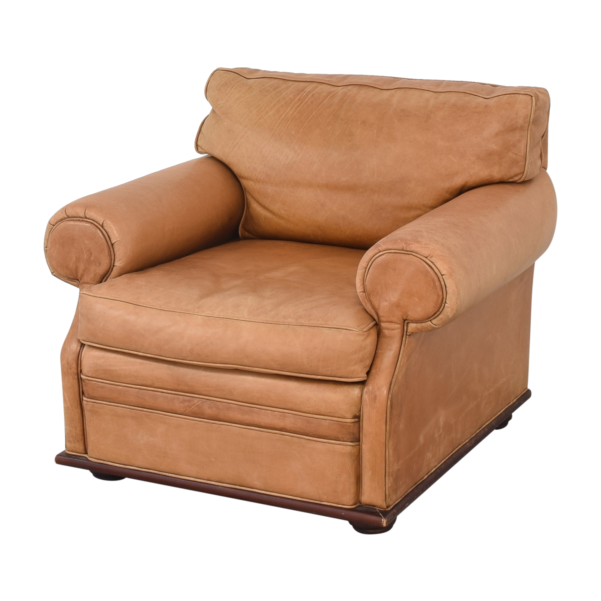 Ralph Lauren Roll Arm Accent Chair / Chairs