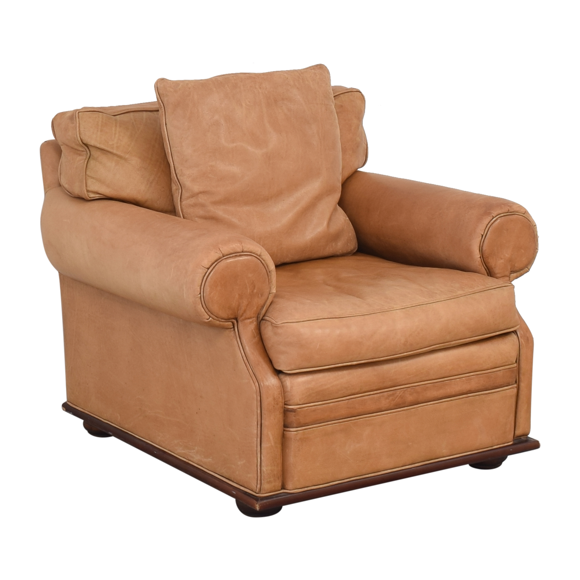 Ralph Lauren Home Ralph Lauren Roll Arm Accent Chair discount