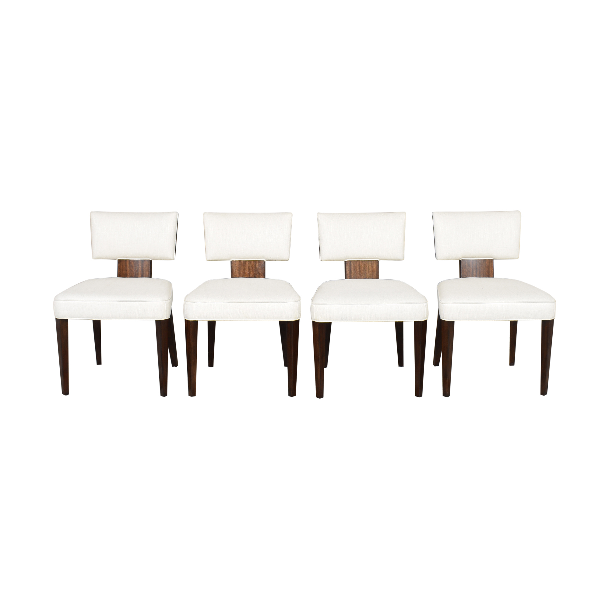 Theodore Alexander Theodore Alexander Broadway Dining Side Chairs ct