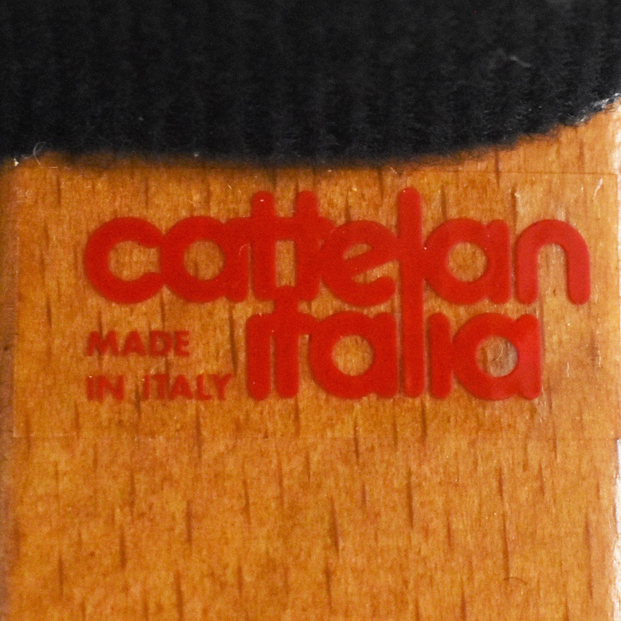 buy Cattelan Italia Cindy Upholstered Bar Stool Cattelan Italia